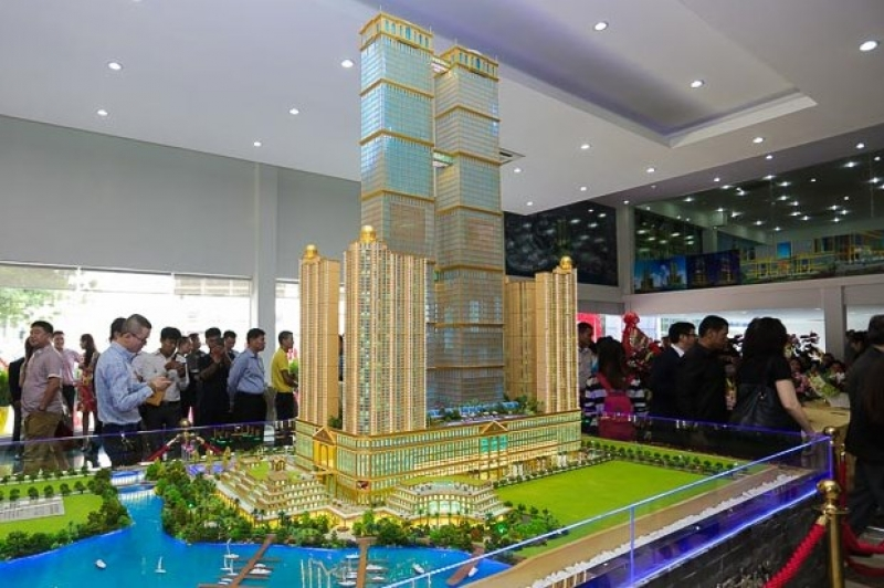 thai boon roong twin trade center