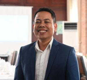 Mr Sorn Seap, CEO of Key Real Estate