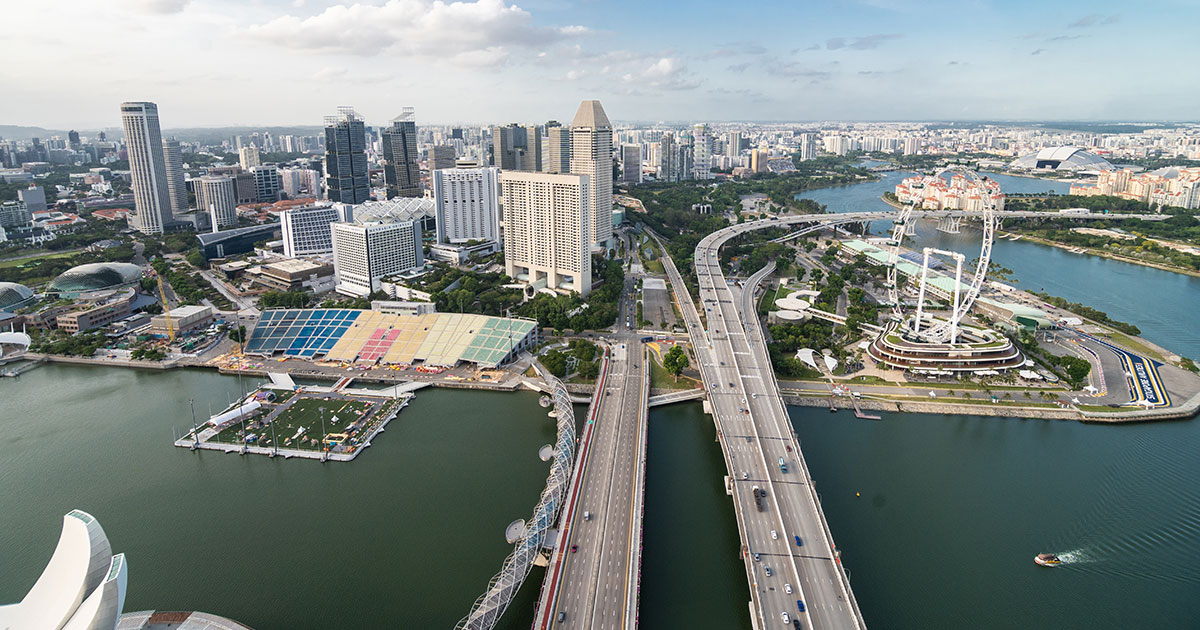 Singapore residential sales fall 14% due to COVID-19 - Construction &  Property News